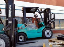 your chance to buy a New Forklifts