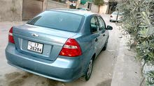 Chevrolet Aveo 2007 - Manual