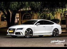 Automatic Audi 2015 for sale - Used - Muscat city