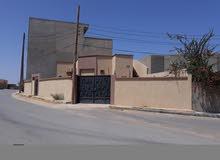 منزل بالسبعة واجهتين قريب من مسجد قصيعة