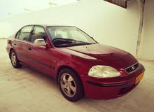 Automatic Honda 1998 for sale - Used - Sur city