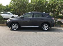 Used condition Lexus RX 2010 with 100,000 - 109,999 km mileage