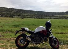 Ducati monster 821 brand new condition