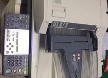 آلة تصوير توشيبا 167 نظيفة استعمال بسيط فيدر سكانر توصيل ع الكمبيوتر ماشية الآلة 50000 صورة