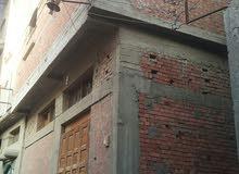 بيت للبيع في مكان ممتاز دمياط  أبال كفيار  في الرومه  ورشة وصنضله  متشطبه  104 م