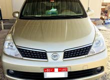 Nissan Tida hatchback Full Option - 2008
