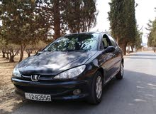 Peugeot 206 2005 For sale - Black color
