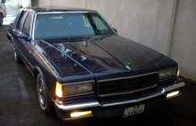 For sale 1990 Blue Caprice Classic