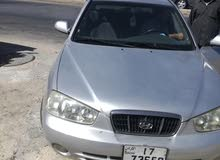 Silver Hyundai Elantra 2000 for sale