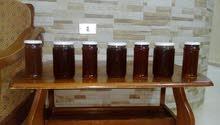 عسل طبيعي بجميع انواعه للبيع