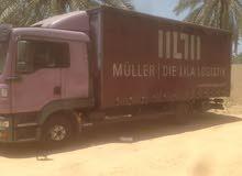 نقل بضائع دخل وخارج ليبيا