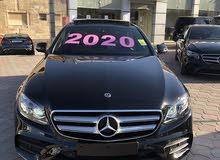 مرسيدس E200 2020 AMG زيرو