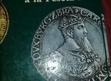 كتاب العملات الاسبانية قديم pesitaa