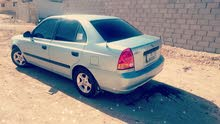 Manual Hyundai Accent 2004