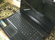 Lenovo G510 Core i5 4200M الجيل الرابع رامات 8 جيجا وهارد 500 وكارت 2 جيجا للالع