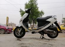 دراجه PGO سرعه 120