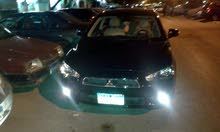 Lancer 2016 for rent in Cairo