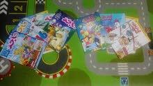 مجلات ماجد و العربي الصغير للأطفال