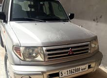 2004 Used Pajero with Manual transmission is available for sale