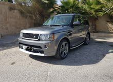 Land Rover Range Rover Sport 2011 For sale - Grey color