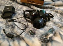 كاميرا نيكون D3300 للايجار اليومي والاسبوعي