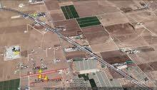 قطعة ارض للبيع جنوب الترخيص قرب الحدائق حوض نقع رميث