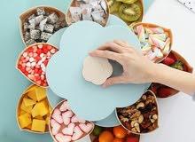 منظم المكسرات و الحلويات
