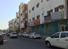 عمارة تجارية سكنية للبيع في حي الثغر