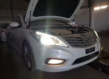 هونداي ازيرا 2013 فل رقم1 صفار محرك30