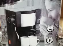 للبيع ماكينة صنع القهوة