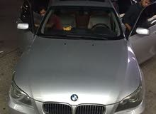 BMW 530 2007 For sale - Silver color