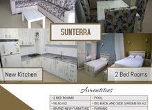 شقة فاخرة للبيع فى قرية سنتيرا - شرم الشيخ
