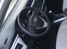 كورولا 2016 LE قوة المحرك 1.8 وارد للمبادلة مع سيارة OFFROAD