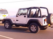 Used condition Jeep Wrangler 1992 with  km mileage