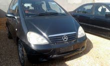 Used condition Mercedes Benz A 160 2000 with 1 - 9,999 km mileage