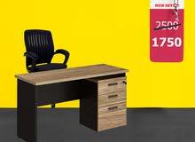 مكتب مقاس 160+كرسي هيدروليك