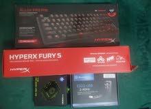 HyperX Alloy FPS Pro 87-Key Mechanical Cherry MX-Blue