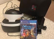 New PlayStation VR + Original Bag + CD