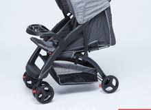عربة اطفال بايلي ديلوكس من جونيورز