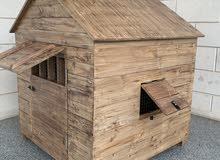 [Brand New] Large Dog House (120cm x 120cm)
