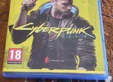 لعبة سايبر بنك cyberpunk