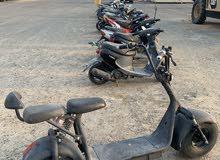 دراجات متنوعه عدد19 دراجة