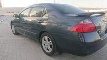 Honda Accord 2007 2.4EX 143432KMS Immaculate condition
