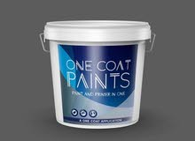 Water base Emulsion Latex Paint for Interior & Exterior walls