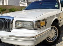فورد لنكولن تاون كار 1997 للبيع
