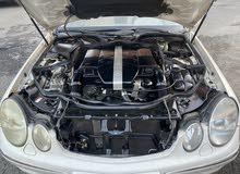 مرسيدس E240 2003 للبيع