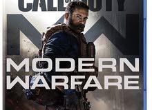 مطلوب كود كول اوف ديوتي مودرين وارفير call of duty modren warfare cod