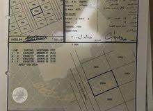 للبيع ارض سكنية في بوشر العوابي توزيع الضباط خلف الشعبية