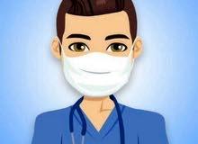 ممرض منزلي  خبره 12 سنه