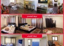شقة مفروشة في عمان : الجاردنز - خلف مطاعم جبري المركزي